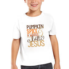 online shop funny halloween tops tee pumpkin spice coffee and