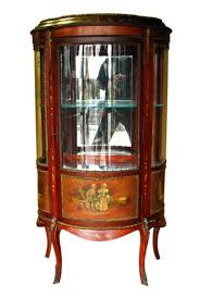 curio cabinet country french curio cabinets cabinet reproduction