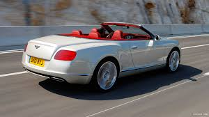 bentley continental convertible 2012 bentley continental gtc silk white rear hd wallpaper 30