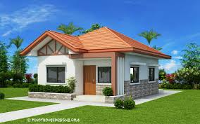 house design 10 small home blueprints and floor plans for your budget below p1