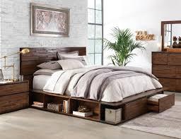Stunning Queen Storage Bedroom Set Brisbane Queen Storage Bed Art - Art van full bedroom sets