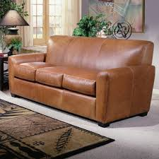 Leather Sleeper Sofas Sofas Comfortable Simmons Sleeper Sofa For Cozy Sofas Design