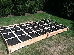 what is square foot gardening check out my backyard vegetable