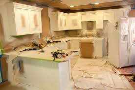 Trend Spray Painting Kitchen Cabinets  For Home Decoration Ideas - Spray painting kitchen cabinets