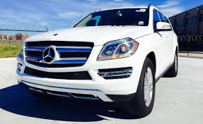 mercedes truck white 2015 mercedes benz gl450 4matic gl class full review start up