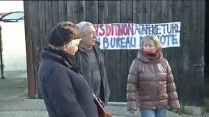 fermeture bureau de vote dijon pouligney lusans une mobilisation pour dénoncer la fermeture de