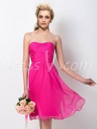 aliexpress com buy cheap short bridesmaid dresses 2017 pink