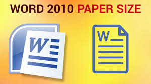 where can i get resume paper how to choose paper size and source in microsoft word 2010 youtube