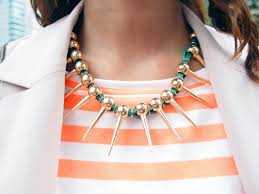 trends with benefits pastel statement necklaces hello there lady