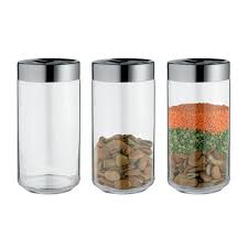 kitchen canisters glass modern kitchen canisters allmodern