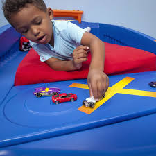 wheels toddler to twin race car bed kids bed step2