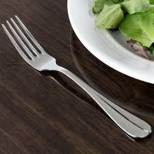 bfdef bague stainless steel flatware salad dessert fork box oneida bfdef bague stainless steel flatware salad dessert fork box