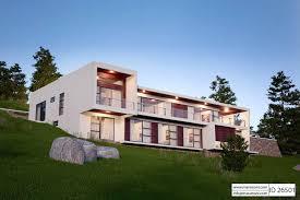 6 rooms house plan bedroom modern plans designs for africa