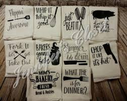 wedding gift kitchen kitchen towel etsy