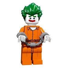 Prison Jumpsuit Lego Batman Minifigure Series Joker Arkham Prison Jumpsuit