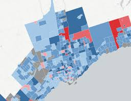Map Price Much Are Homes In Toronto Neighbourhoods