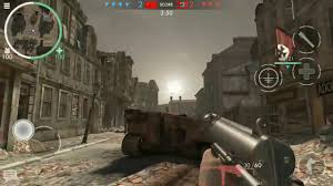 best android fps world war ii best fps graphic for android and ios