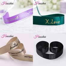 customized ribbon popular custom printed ribbon buy cheap custom printed ribbon lots