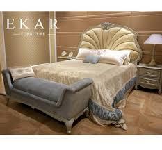 Luxury Bedroom Sets Luxury Bedroom Set Shell Shaped Headboard Italian Bed Room