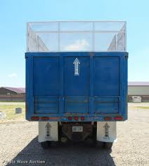 1995 kenworth t800 silage truck item db2674 sold july 2