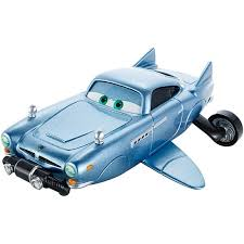 fin mcmissle disney pixar cars finn mcmissile with breather deluxe die cast