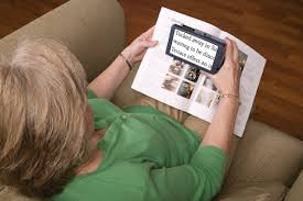 large print books for elderly guide to buying low vision magnifiers