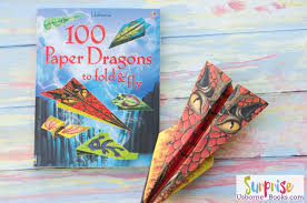 paper dragons 100 paper dragons to fold fly usborne books