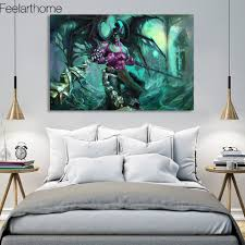Cheap Home Decor From China Popular Demon Hunter Warcraft Buy Cheap Demon Hunter Warcraft Lots