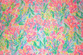 Lilly Pulitzer Home Decor Fabric by Lilly Pulitzer Fabric Fan Sea Pants Cotton Poplin