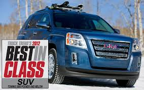 suvs towing 3500 pounds and below 2012 best in class truck