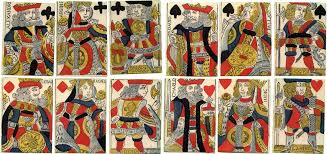 history of cards the world of cards