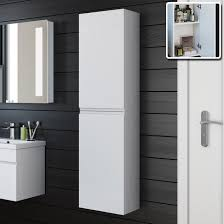 Tall Bathroom Storage Cabinets With Doors by Tall Bathroom Cabinets Tall Free Standing Bathroom Cabinets