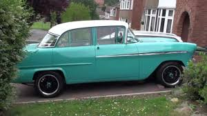 1959 vauxhall victor victor hotrod youtube