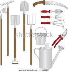 Types Of Garden Rakes - hoe stock images royalty free images u0026 vectors shutterstock