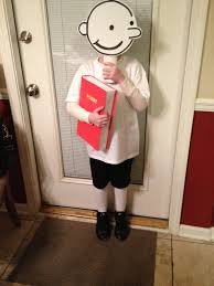 diary of a wimpy kid greg costume
