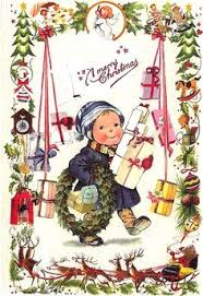 made in germany christmas card old fashioned christmas