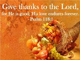 a day to give thanks psalms lord and scriptures