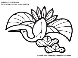 chinese coloring pages chinese new year colouring pages chinese
