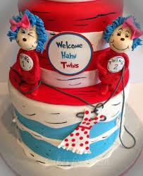 thing 1 and thing 2 baby shower thing 1 and thing 2 baby shower cake for gumpaste thing 1