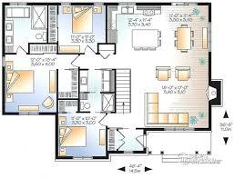 plan de maison 100m2 3 chambres 28 plan de maison 3 chambres incroyable ucakbileti