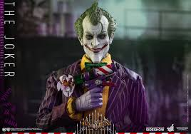 dc comics the joker sixth scale figure by toys sideshow