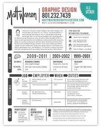 graphic design resumes best 25 graphic designer resume ideas on creative cv