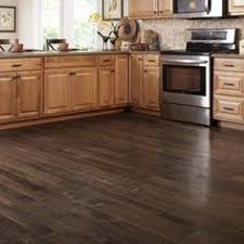 oak kitchen flooring by mullican flooring