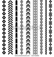 navajo geometric designs tribal geometric pattern aztec