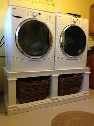 Kenmore Elite Washer Pedestal Best 25 Front Load Washer Ideas On Pinterest Washing Machine