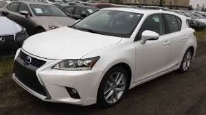 lexus of arlington va executive test drive white 2015 lexus ct 200h fwd hybrid premium