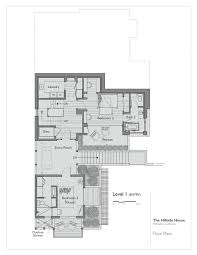 hillside house plans for sloping lots gallery of hillside house sb architects plans for sloping lots