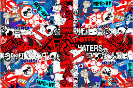 jdm sticker jdm sticker bomb wallpaper wallpaper stickers 6 wallpaper