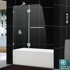 Glass Doors For Tub Shower Installing Glass Shower Doors On A Bathtub Bathroom Design