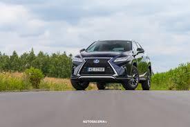 lexus rx 450h spalanie lexus rx450h f sport test autogaleria pl
